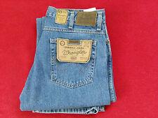 Stonewashed Wrangler L32 Herren-Jeans aus Baumwolle