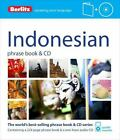 Berlitz Indonesian Phrase Book & CD, , Berlitz Publishing, New, 2014-08-01,