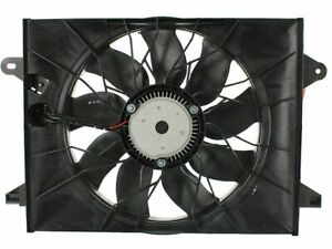 A/C Condenser Fan Assembly For 15-19 Dodge Challenger Charger 6.2L V8 HW86X2