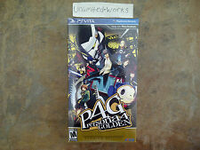 Persona 4 Golden: Solid Gold Premium Edition (PlayStation Vita) Brand New Sealed
