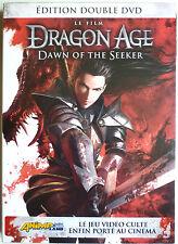 Occaz' : DVD - Dragon Age Dawn of The Seeker - Le Film - 2 DVD - NEUF Emballé
