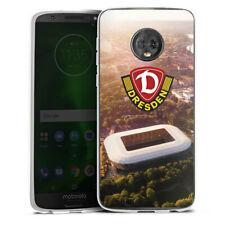 Lenovo MOTO g6 Custodia in silicone case cellulare-aria immagine Dinamo Dresda