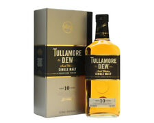 TULLAMORE DEW IRISH WHISKEY SINGLE MALT FOUR CASK FINISH 10 Y.O 70cl 40% + ASTUC