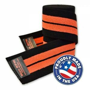 Titan MAX RPM KNEE WRAPS IPF approved