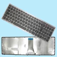 DE Tastatur f. Lenovo IdeaPad Flex 15 15D Flex15 S500 Series QWERTZ Keyboard