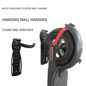 Wall Hanger Hook Hanging Mount Bracket Holder For Xiaomi Electric Scooter New