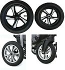 Stroller pram spare wheels Front and Rear Baby Pushchair Sport GT Coral Nexxo
