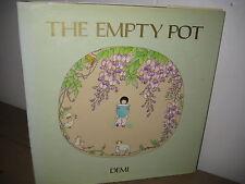 The Empty Pot/ DEMI/ Henry Holt/ China honesty/ flowers Emperor/ 1990
