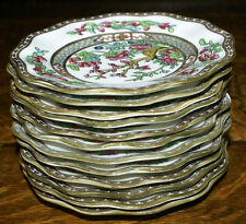 Coalport Indian Tree Bone China * 12 Bread and Butter Plates * 5.75""