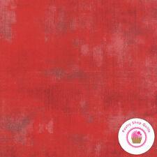 JUNIPER BERRY Moda GRUNGE Red 30150 265 Basic Grey FABRIC Christmas