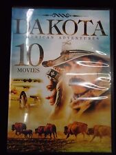 Dakota American Adventures: 10 Movies (DVD, 2016, 2-Disc Set)