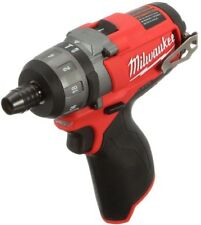 Milwaukee M12 FUEL 12-Volt Cordless 1/4 in. Hex 2-Speed Screwdriver W/ LED Light