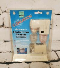 Clensatron Automatic Contact Lens Cleaning Accessory 700CL New In Package