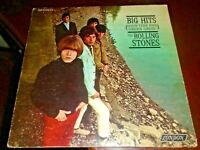 THE ROLLING STONES - Big Hits(High Tide and Green Grass) 1966 Mono London Label