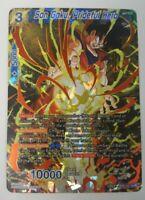 Son Goku, Prideful Hero - Dragon Ball Super CCG NM/M BT8-127 NHR