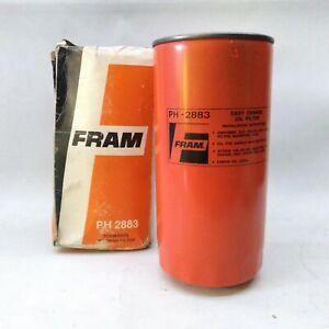 Ölfilter Iveco Serie 330-30 - 159-17 - 190-30 Fram Für 1901604