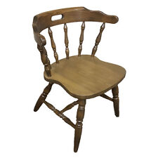 Colonial Solid Wood Chair