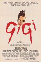 Gigi 11x17 Movie Poster (1958)