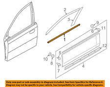 SUZUKI OEM Front Door Window Sweep-Belt Molding Weatherstrip Left 8382165J00