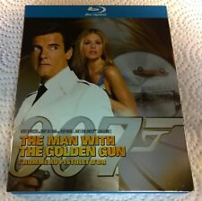 James Bond 007 : Man with the Golden Gun (2009, Canada) Slipcover Only