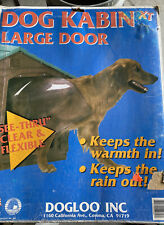 Vintage Dogloo Dog Kabin Xl 1992. Made In The Usa . New Oldstock