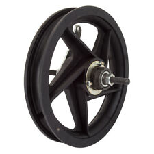 Wheel Master 12 Mag Wheels Whl Mag 12-1/2x2-1/4 203x21 Wm Rr Cb Blk