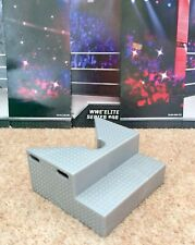 WWE BASIC SCALE WRESTLING RING STEPS weapon ACCESSORIES TOY Mattel for Figures