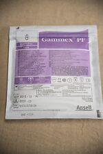 Ansell Gammex Powder Free Medical Latex Disposable Gloves- 50 pairs/box