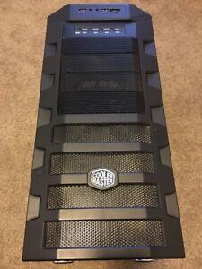 Asus P5E Intel Quad Core Q9550 8GB RAM 1.25TB WD Black HDD Win 10 Radeon HD 4870