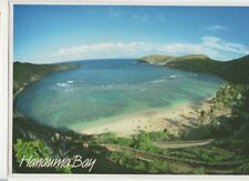 Hanauma Bay USA Postcard 506a