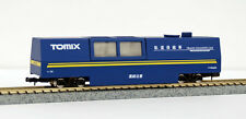 Tomix 6425 Track Cleaning Car Blue N Scale Japan