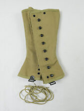 US Army WW2 Gamaschen M1938 Leggings gaiters 3R