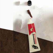 1/2x Leather Shoes Wax Polish Waterproof High Gloss Shine 25g Black White Brown
