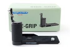 [NEW] Voigtlander Side Grip w/box for Bessa R R2 R2M R3M R4M R2A R3A R4A  Japan