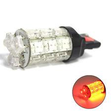 Flujo LED Rojo 1x 18 7440 T20 coche freno de parada de cuña 12 V Bombilla