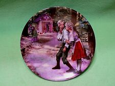 Konigszelt Bayern ' Hansel & Gretel ' porcelain plate. Signed by Gehm
