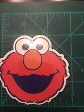 Vinyl Elmo Sesame Street sticker skate skateboard cell laptop Hydro Flask (M)