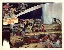 "Destination Moon   Movie Poster Replica 11x14"" Photo Print"