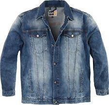 Replika Jeans King Size Denim Jacket/Blue - 4XL WAS £100