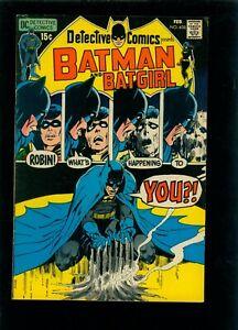 Detective Comics 408 VF- 7.5