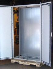 Rittal TS8 8205500 Industrial Double Door Freestanding Control Panel Enclosure