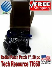 Xtra Seal T-R Lead-Wire Small Combination Tire Plug Patch Repair TI660 Box of 20