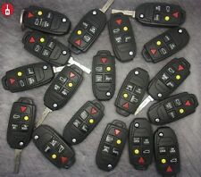 OEM Lot of 18 Volvo Remote Entry Flip Fob Transmitter Bulk Clicker LQNP2T-APU