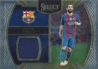 2016-17 Panini Select Soccer 'Memorabilia' Relic Base Common Card