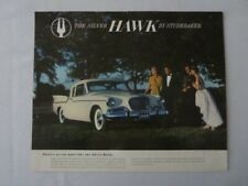 Factory Photo 1957 Studebaker Silver Hawk Ref. #91636