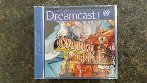 Cannon Spike (Sega Dreamcast) - PAL - Free Postage