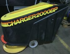 """NSS Charger 2000DB 20"""" Commercial Walk Behind Battery Powered Floor Burnisher"""