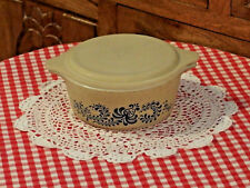 VTG Pyrex OVENWARE 472 Casserole/Baker/Dish w/Lid, 1.5 PT, made in USA, Pre-Own