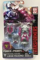 Authenic Transformers Power of the Primes Prime Master- Liege Maximo