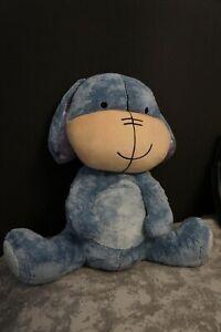 "disney winnie the pooh eeyore plush large 22"" cuties collection"